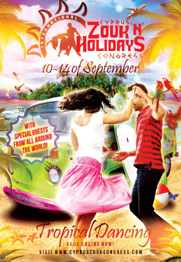 Cyprus International Zouk'n'Holiday Confress